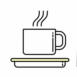 Kaffee rösten für Café Crème