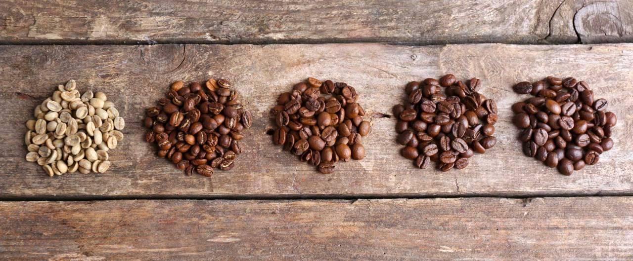 Kaffee Rösten was passiert
