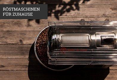 Kaffeeröstmaschinen von Hottop und Gene