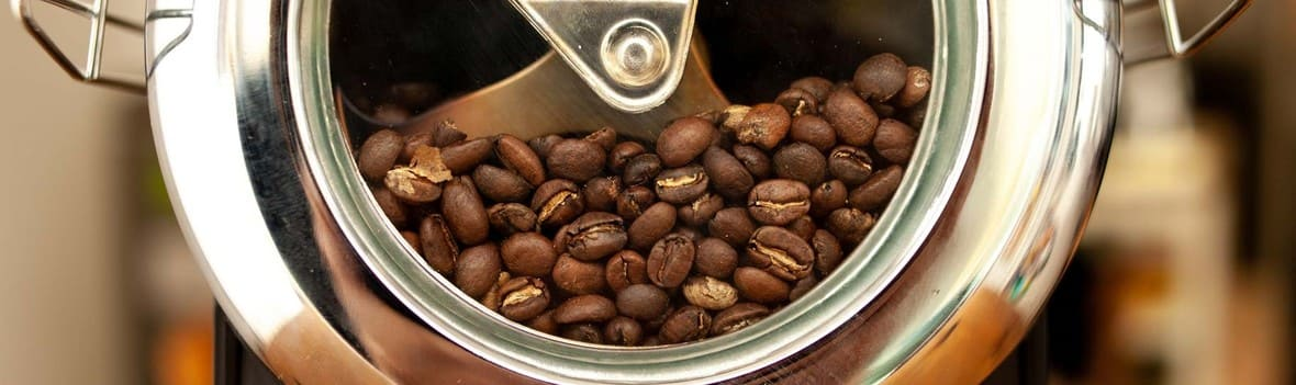 Coffee roasting at home