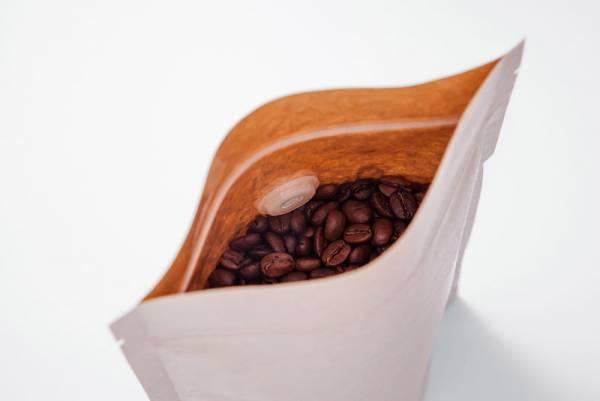 Kaffeebeutel für Heimröster