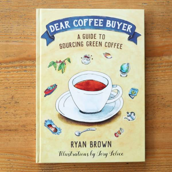 book dear coffee buyer