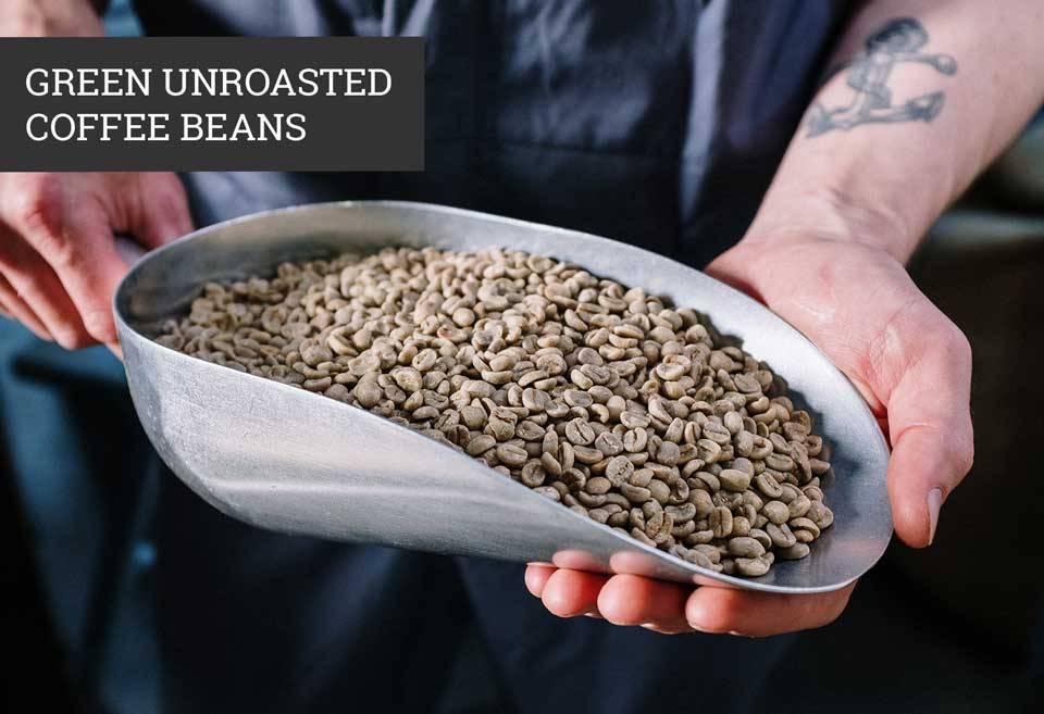 buy green coffee beans