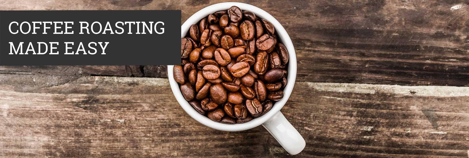 Home coffee roasting