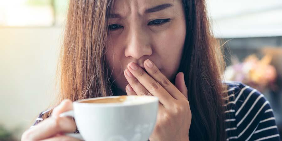 Säure und Kaffee